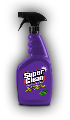Superclean bottle