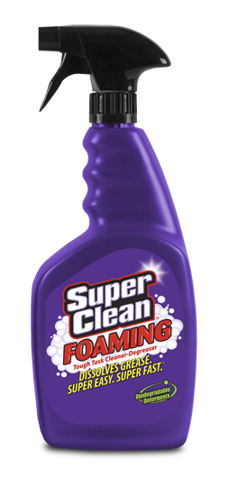 SuperClean Foaming Cleaner-Degreaser