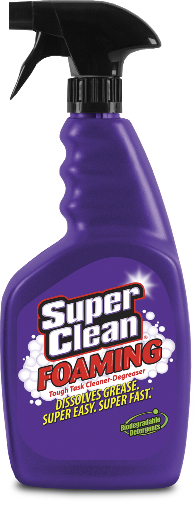 SuperClean Foaming Cleaner-Degreaser 32 Ounce