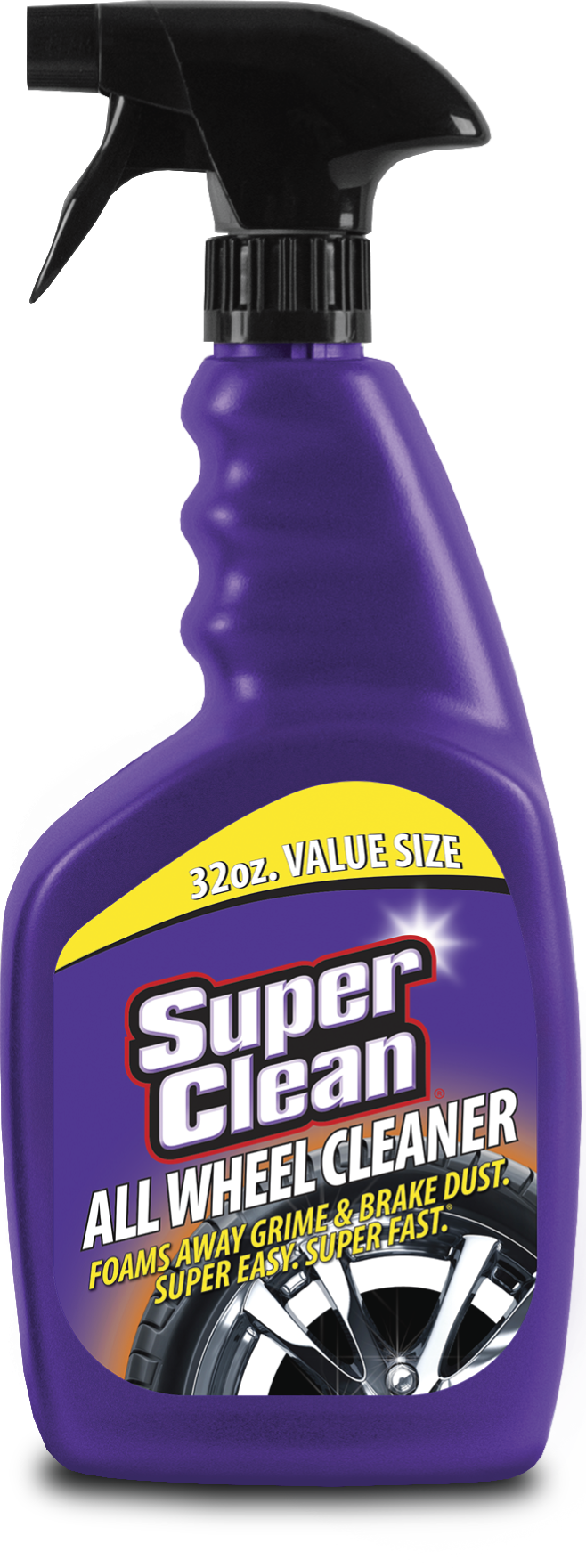 SUPERCLEAN ALL WHEEL CLEANER 32 ounce