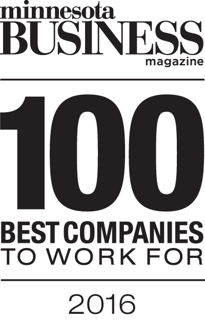 minnesota business magazine, 2016, 100 best companies to work for