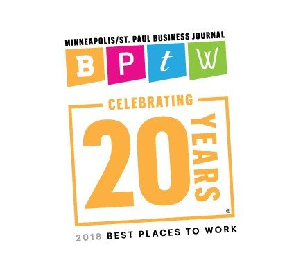 minneapolis saint paul business journal, 2018 best places to work