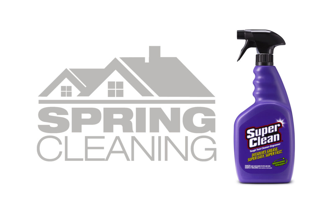 Super Clean For Your Siding And Window Tracks
